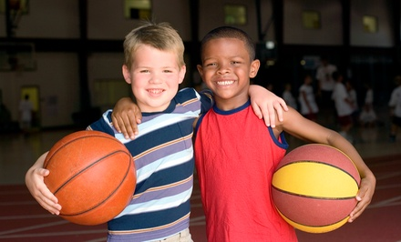 Five-Day Youth Basketball Camp with Optional Extended Hours at Open Gym Premier (Up to 49% Off)