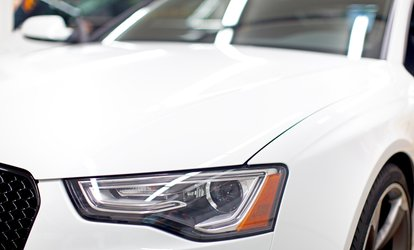 Exterior Detail with Optional Ceramic Sealant at Downtown Detailz (Up to 58% Off). Six Options Available.