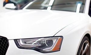 Rain Car Wash: One or Three Exterior and Interior Car Washes at Rain Car Wash (Up to 52% Off)