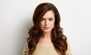 La Bellezza Salon and Spa: Cut and Shampoo with Options for Single Color or Partial Highlights at La Bellezza Hair Salon & Spa (55% Off)