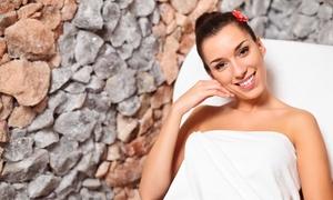 Respiro: 3 o 5 ingressi in grotta di sale abbinati a 3 o 5 massaggi rilassanti al centro benessere Respiro (sconto fino a 80%)