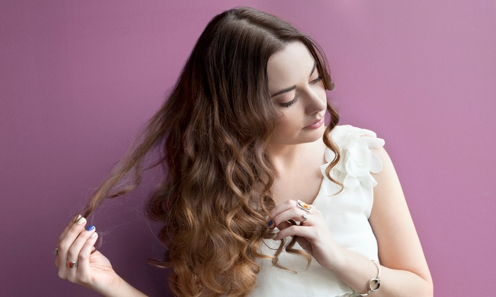 Beauty Pros International - Westborough: Hair Extension Certification or Full Head of Hair Extensions from Beauty Pros International (Up to 58% Off)