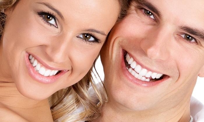 Glamorous Smiles - Westwood: Dental Exam with Optional Zoom! Teeth Whitening or $1,000 Toward Invisalign at Glamorous Smiles (Up to 86% Off)