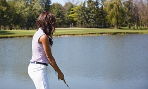 Alexa Kim Golf Academy: Three or Five Semi Private Golf Lessons from Alexa Kim Golf Academy (Up to 57% Off)