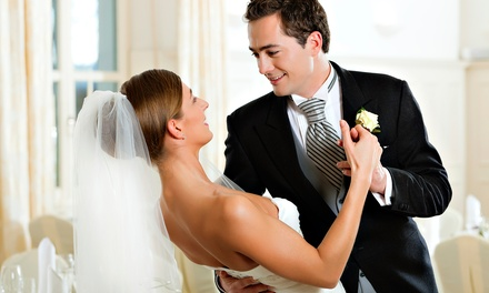 $2,399 for a Full Wedding Package for 50 Guests at Holly Hotel ($4,700 Value)