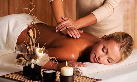 Choice of 30 Minute Back, Neck and Shoulder Massage or 60 Minute Deep Tissue or Hot Stone Massage at VGmedispa (78% Off)