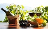 Pugliese Vineyards - Northfork: Wine Tasting with Cheese-and-Cracker Plate for Two or Four at Pugliese Vineyards (Up to 44% Off)