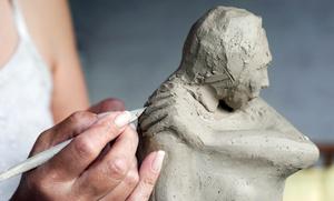 Bénédicte Dubart - Femme Sculpteur: 1 cours découverte de modelage de terre pour 1 personne, à 19,90 € avec Bénédicte Dubart Femme Sculpteur