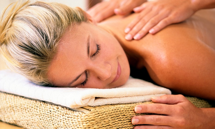 New Image Skin Care & Spa - North Clairemont: Spa Package with Massage and Microdermabrasion Facial for One or Two at New Image Skin Care & Spa (Up to 52% Off)