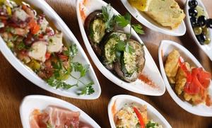 So...Marseille: Assiette méditerranéenne et dessert au choix sur la carte pour 2 ou 4 personnes dès 19,99 € au restaurant So… Marseille