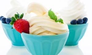 Ozzie's Frozen Yogurt & Gelato: $11 for Four Groupons, Each for $5 Worth of Frozen Treats at Ozzie's Frozen Yogurt & Gelato ($20 Value)