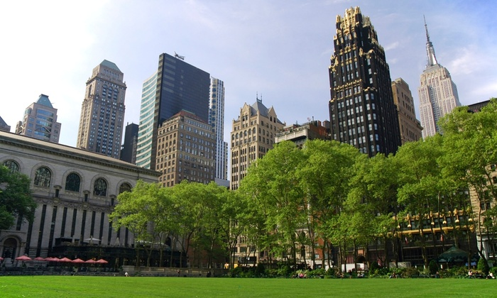 Midtown Manhattan Movie Tours - Clinton: Movie Site Tour for One, Two, or Four from Midtown Manhattan Movie Tours (Up to 56% Off)