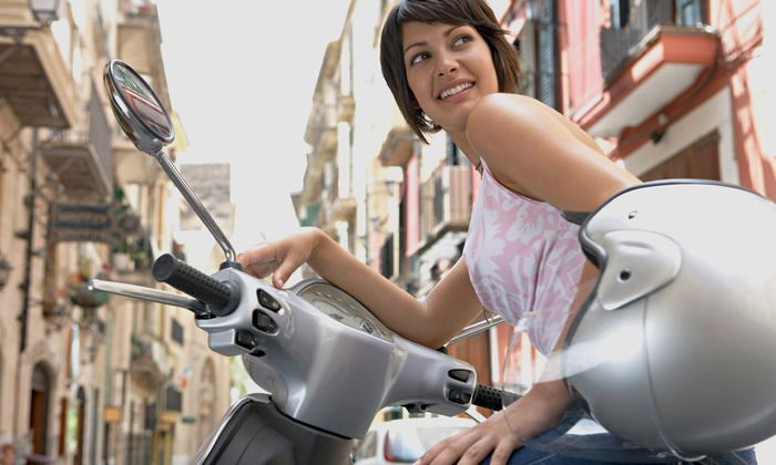 EagleRider New Orleans - New Orleans: Scooter Rental from EagleRider (Up to 56% Off). Three Options Available.
