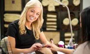 Vita Lita Salon: Spa and Gelish Manicure and Pedicure Packages at Vita Lita Salon at Habtoor Grand Hotel at Dubai Marina (Up to 60% Off)