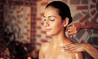 60 Min. Ayurveda-Massage oder 120 Min. Hamam-Massage mit Dampfbad im Brasil Kosmetikstudio (bis zu 50% sparen*)