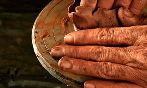 MIY Ceramics: BYOB Hand-Building-Pottery Class for One or Two at MIY Ceramics (Up to 57% Off)