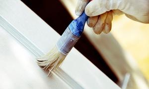 Trestelli: Ripristino e verniciatura di 4, 6 o 8 punti luce in legno da Trestelli (sconto fino a 90%)