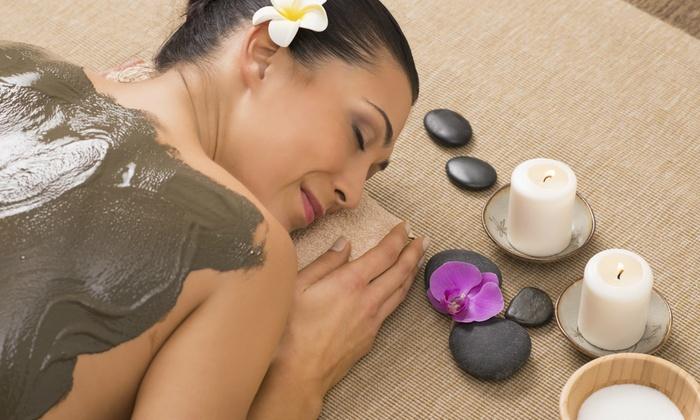 Mediterranean Beauty Spa - Worthington: Back and Shoulder Exfoliation or Herbal Vital C Serum Facial at Mediterranean Beauty Spa (Up to 51% Off)