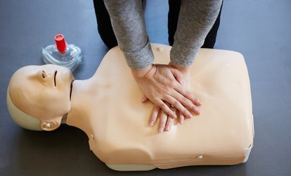 One-Day First Aid Course with Three-Year Certificate for One or Two from First Aid Training Organisation
