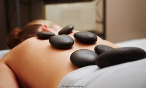 Stefani Banks LMBT: 60-Minute Hot Stone Package or Salt Glow Massage at Stefani Banks Massage & Yoga (Up to 51% Off)