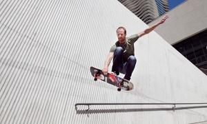 Dash Designs LLC: One Skateboard, Ski, Snowboard, or Surfboard Custom Skin from Dash Designs LLC (Up to 61% Off)