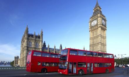 Londres : 2 jours de shopping et nuitée avec petit déjeuner au Novotel London Brentford 4* et transport en autocar