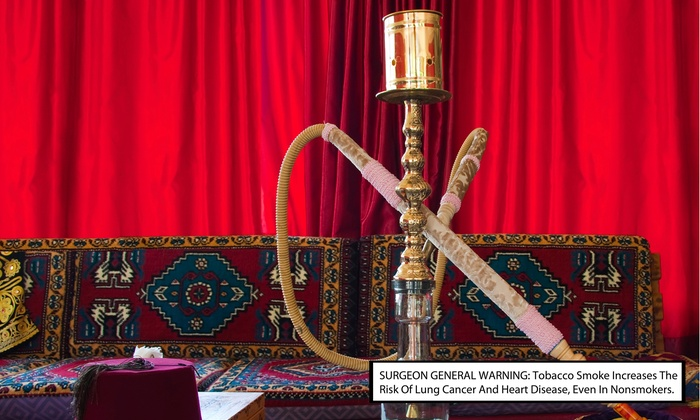House of Hookah - House of Hookah: $13 for $20 Toward Hookah and Non-Alcoholic Drinks at House of Hookah