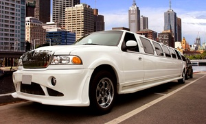 All Star Limousines: Three-Hour Stretch-Limo Rental for Up to 15 People from All Star Limousines (Up to 40% Off)