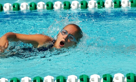 Four, Eight, or 13 Swimming Lessons for One or Two Kids at Washington Township Swim & Rec Club (Up to 62% Off)