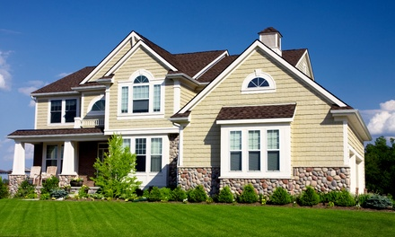 $49 for Indoor-and-Outdoor Pest-Control Treatment from First Rate Lawn Care & Pest Control ($100 Value)