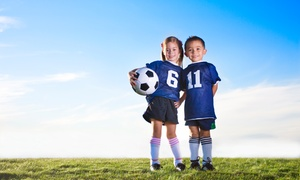 SOCROC: Four Kids' Soccer Classes at Soc Roc (Up to 50% Off). Two Options Available.