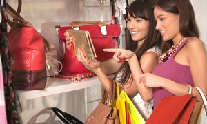 Funky Town Boutique: Consignment Apparel and Gifts at Funky Town Boutique (Up to 52% Off). Two Options Available.