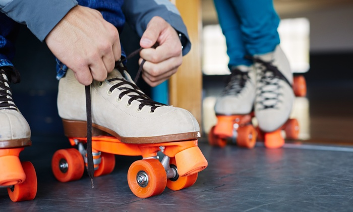 Rollin' 253 Skate & Community Center - Tacoma: Roller Skating with Quad-Skate Rentals for Two, Four, or Six at Rollin' 253 Skate & Community Center (45% Off)
