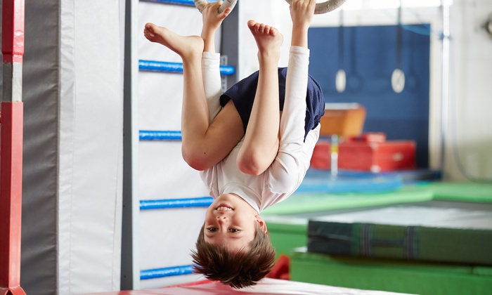 The Little Gym of Smithtown - Smithtown: $25 for Two Consecutive Weeks of Fitness Classes and Annual Membership ($145 Value)