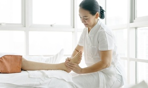 Up to 38% Off Foot Reflexology at Healthy Foot Care at Healthy Foot Care, plus 6.0% Cash Back from Ebates.