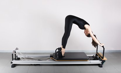 image for $42 for Five Semiprivate <strong>Pilates</strong> Reformer Classes at Reforming <strong>Pilates</strong> ($150 Value)