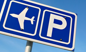 Aladdin Airport Parking: $21 for Two Consecutive Days of Airport Parking from Aladdin Airport Parking ($34 Value)