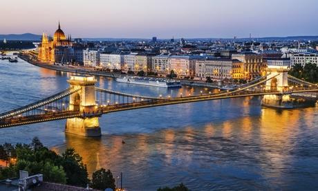 ✈Budapest y Praga: 8 días y 7 noches con vuelo de i/v desde Madrid o Barcelona en hoteles de 3* o 4* con desayuno