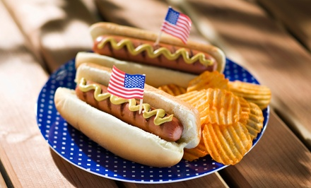 One Hot Dog at O Taste and See Hot Dogs LLC (55% Off)