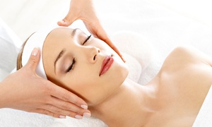 Wrapped in Wellness: One or Two 60-Minute Custom Facials at Wrapped in Wellness (Up to 71% Off)