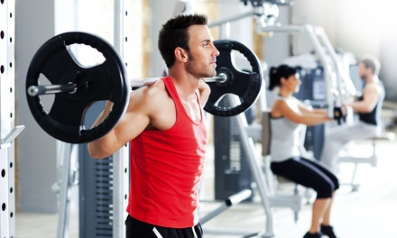 $21 for a One-Month All-Inclusive Membership at Gold's Gym ($180 Value)
