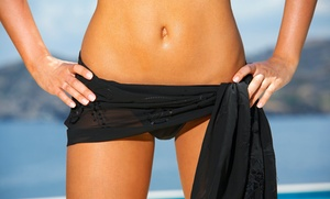Planet Beach Contempo Spa: One, Two, or Three Spray-Tanning Sessions at Planet Beach Contempo Spa (Up to 58% Off)