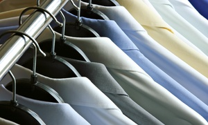 Blossom Drycleaning: AED 40 for AED 100 Towards Laundry or Dry Cleaning at Blossom Drycleaning (60% off)