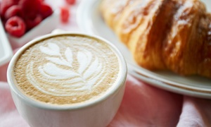 Three Bees Coffee House: Coffee Beans and Café Drinks at Three Bees Coffee House (40% Off). Two Options Available.
