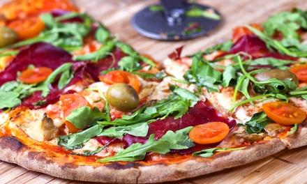 Menu pizza a scelta dalla carta con birra