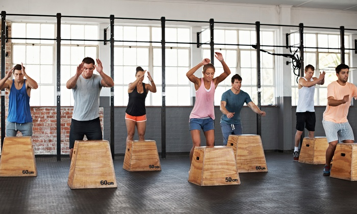 StoneWay Crossfit - North Queen Anne: 20 CrossFit Classes at StoneWay CrossFit (88% Off)