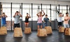 Up to 81% Off CrossFit Classes