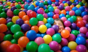 Ballandia Park Rozrywki Rodzinnej: 3-godzinne wejście do sali zabaw od 16,99 zł i więcej opcji w Parku Rozrywki Rodzinnej Ballandia (do -35%)