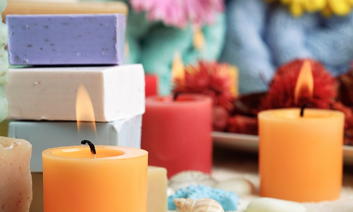 Scented Soy Wax Beads and Candles LLC - Lakeland: Candles and Decor at Scented Soy Wax Beads and Candles LLC (40% Off). Two Options Available.