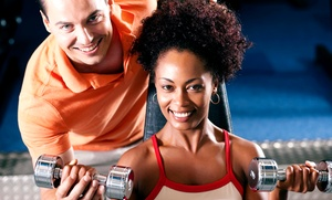No Payne No Gain LLC: 5 or 10 One-Hour Personal-Training Sessions for One or Two People from No Payne No Gain LLC (Up to 52% Off)